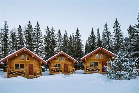 pocahontas cabins updated  prices reviews  jasper national park alberta