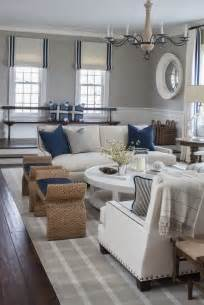 Grey And Blue Living Room Ideas by Pretty Grey Navy Nautical Themed Room So Pretty