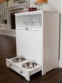 Pet Food Storage Cabinet Photos Hgtv
