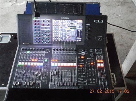 Mixer Yamaha Cl Series yamaha cl1 image 1049639 audiofanzine