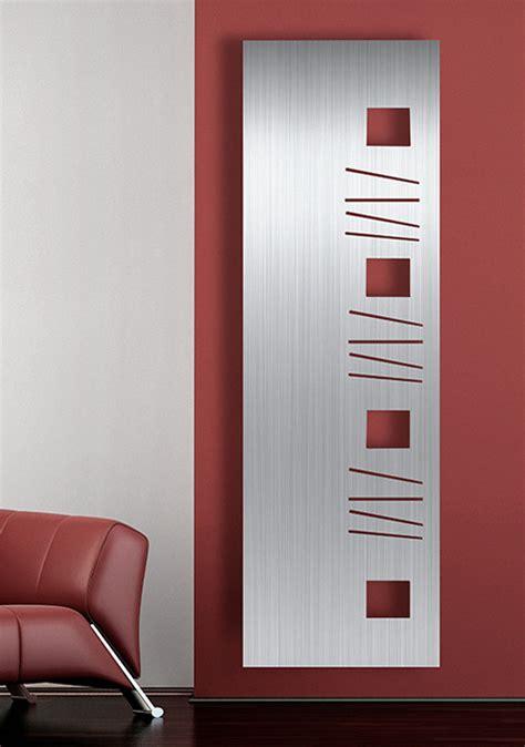 aluminium panel radiators  vertical wall mount