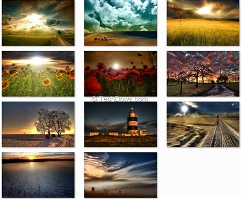 love themes for pc windows 7 download this spectacular skies theme for windows 7