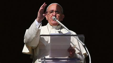 pope mans greed will destroy the world new doctrine pope francis warns human greed will destroy world rt news