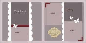 Photoshop Template by Lorrie S Story Free Photoshop Template