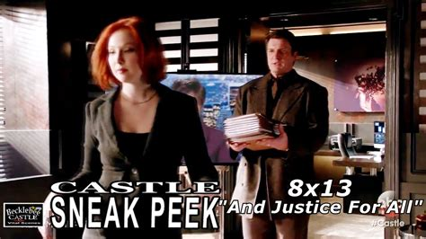 castle alexis season 8 castle 8x13 sneak peek 2 castle season 8 episode 13