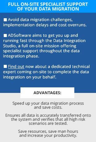 Data Integration Specialist specialist support data integration adsofware adsoftware