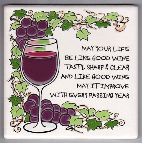 Wine Birthday Quotes Birthday Wish For Wine Lovers For My Friends Pinterest