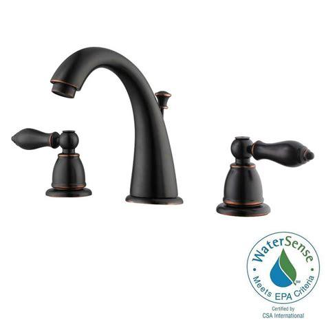 design house bathroom faucets design house hathaway 8 in widespread 2 handle bathroom