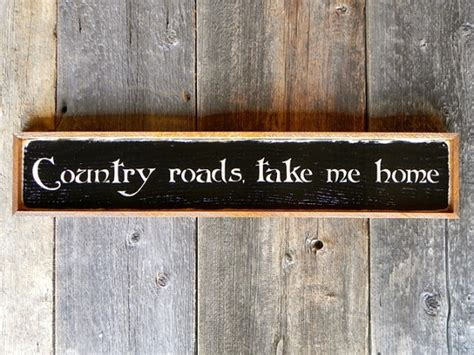 Handmade Wood Signs Rustic - rustic country sign signs and sayings handmade wood signs