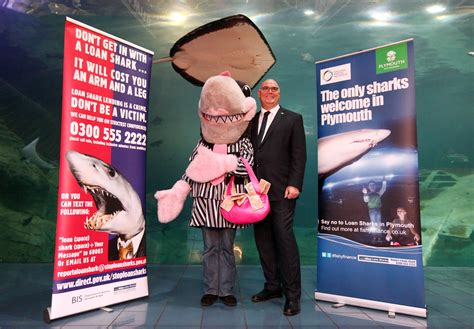 jobcentre plus plymouth national loan sharks team return to plymouth the