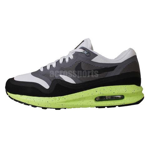 black and white shoes ebay newhairstylesformen2014 com nike air max lunar1 white grey volt 2014 mens casual