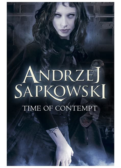 The Time Of Contempt andrzej sapkowski gollancz