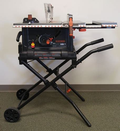 black and decker 10 portable table saw with stand black decker portable table saws made by rexon recalled