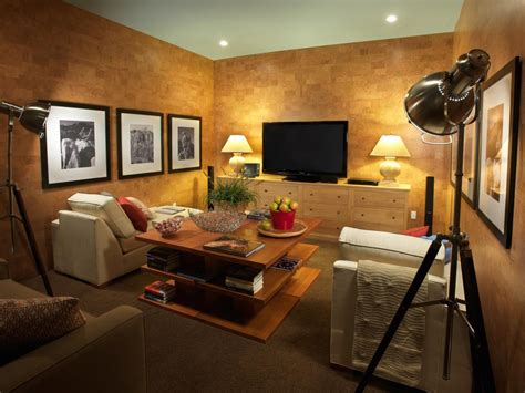 diy media room bonus rooms from hgtv homes hgtv home 2008