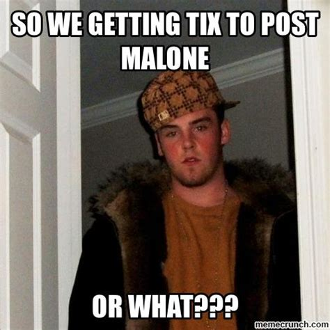 Meme Post - post malone