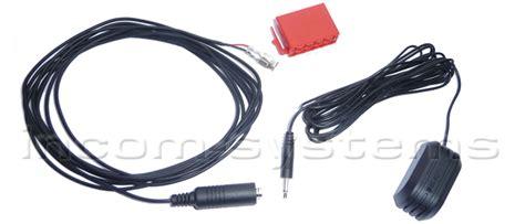 Mikrofon Bluetooth original blaupunkt bluetooth mikrofon f 252 r hamburg mp57 ebay