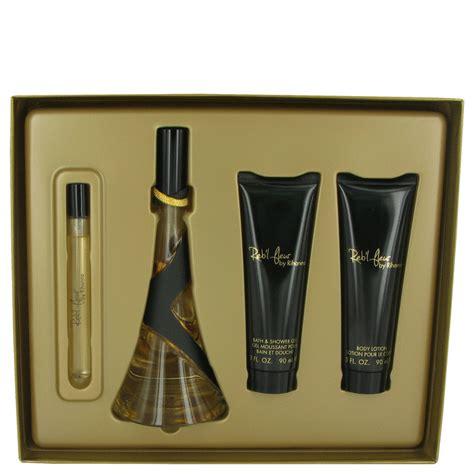 Original Parfum Rihanna Reb L Fleur Tester reb l fleur gift set 3 4 oz eau de parfum by rihanna for 4 pcs ebay