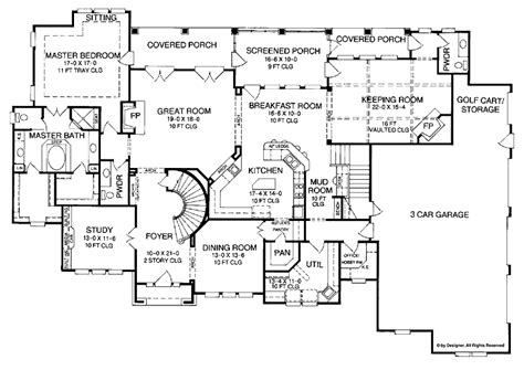 storybook homes floor plans storybook house floor plans