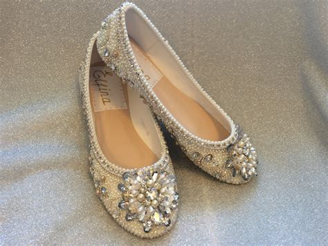 beaded wedding shoes wedding shoes bridal flats beaded rhinestones embellished