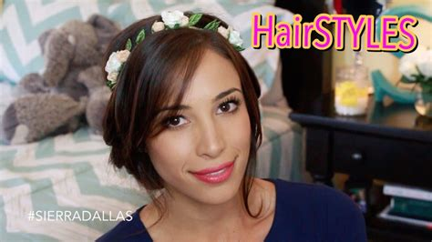 whats with the weekends hair hair tutorials fun weekend hairstyles i sierra dallas