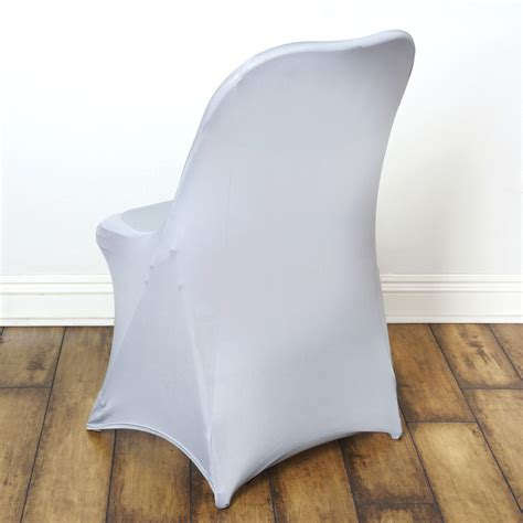 fitted chair covers 75 pcs spandex folding chair covers fitted stretchable