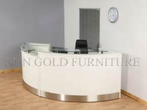 White Reception Desk Salon Modern Curved High Glossy White Salon Reception Desk Sz Rt005 Buy Curved Reception Desk