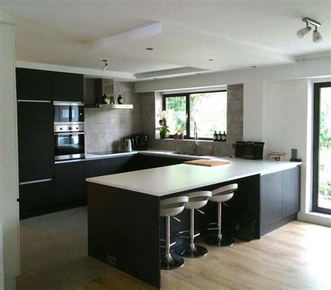 open keukens moderne open keuken