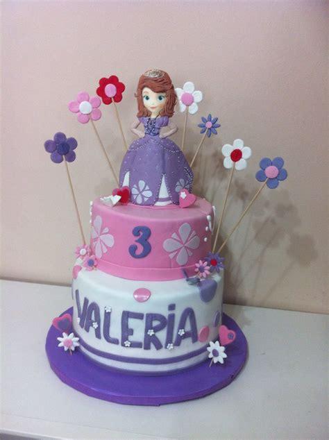 de la princesa sof a tarta princesa sofia pasteles de elna