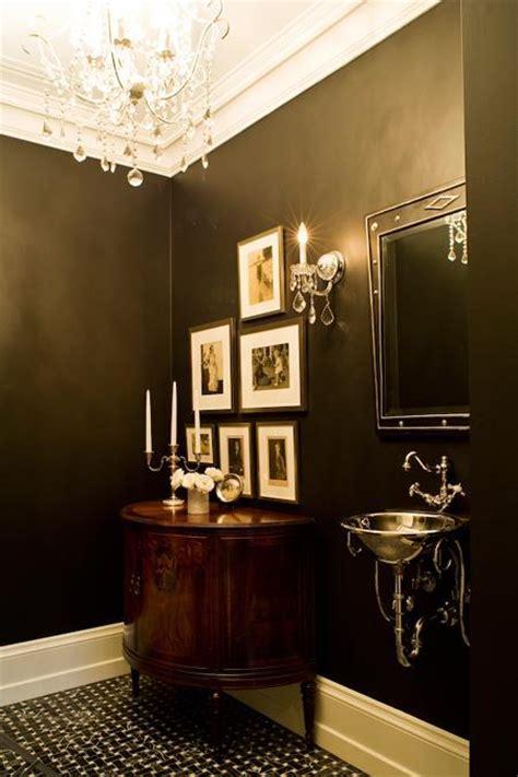 lavabo preto banheiros e lavabos julio lima
