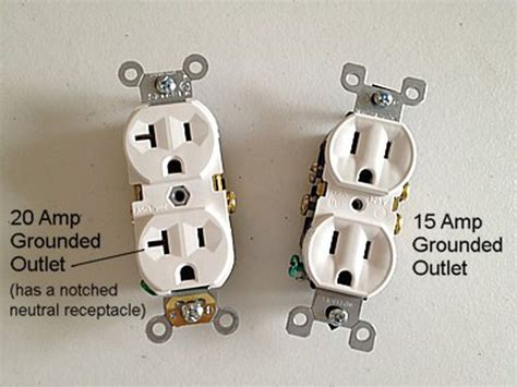 outlet wiring diagram 15 maximum number of