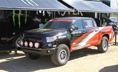 Toyota Tundra Baja Toyota Tundra Trd Pro Series To Compete In Baja 1000