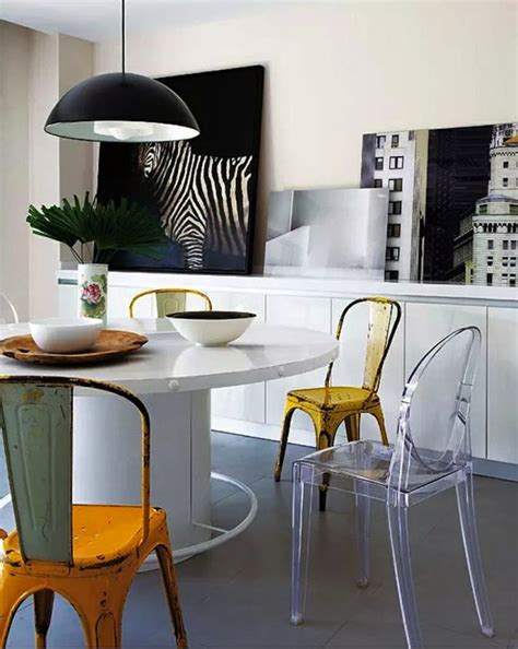 davaus net salle a manger moderne avec table ronde