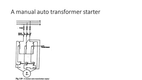 auto transformer starting of induction motor impremedia net
