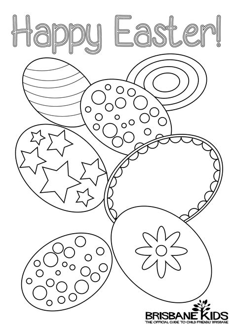 easter coloring easter colouring pages brisbane