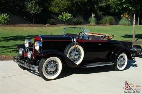 chrysler roadster 1929 chrysler series 75 rodster for sale by owner