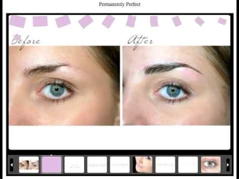 rejuvi tattoo removal eyebrows youtube eyebrow manchester by permanently