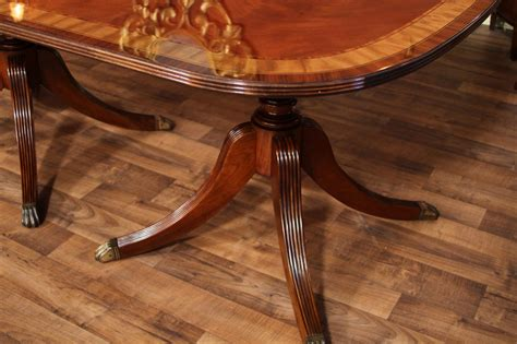 12 Foot Dining Room Table Dining Tables 12 Foot Dining Table With 3 Leaves High End Mahogany Dining Decorate