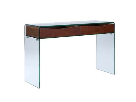 console table modern walnut modern console table contemporary console