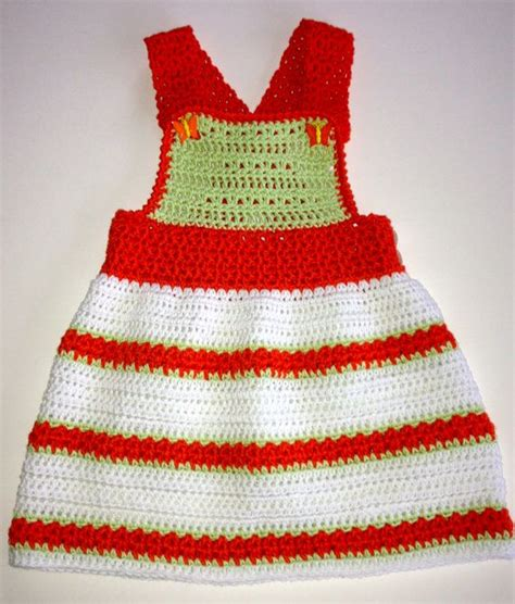 free pattern jumper dress crochet pattern for baby toddler jumper dress orange