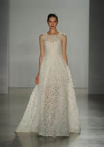 w wedding dresses new amsale wedding dresses for fall 2016 are modern and