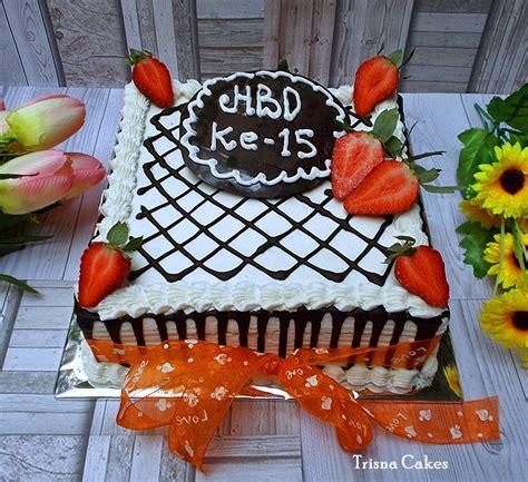 Orderan Trisna trisna cakes