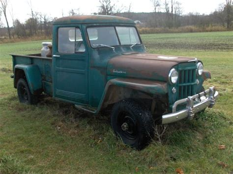 willys trucks ewillys page