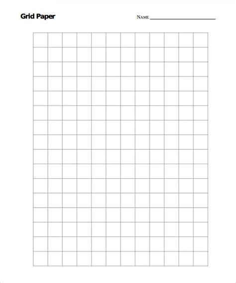 Large Graph Paper Template 10 large graph paper templates free sle exle