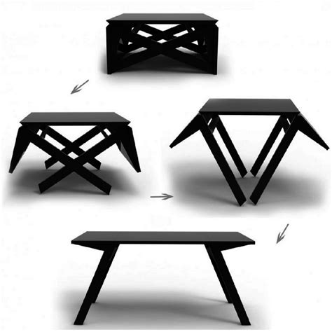Table Basse Table à Manger by Table Basse Qui Devient Table Manger