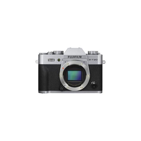 Fujifilm X T20 Only Silver Bonus Kamera Mirrorl Murah Fujifilm X T20 Mirrorless Digital Only Silver