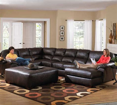leather sectional sleeper sofa with chaise excellent designs of contemporary leather sectional