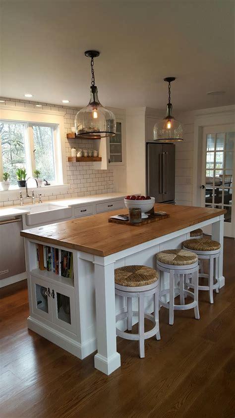 pin  merlether  home decor   farmhouse kitchen