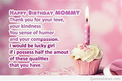 Happy Birthday Mummy Quotes Quotes Happy Birthday Mom
