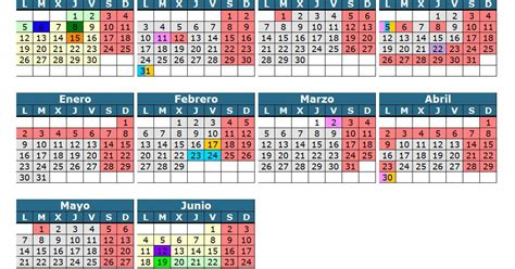 Calendario Escolar Itam Profesor De Eso Calendario Escolar Arag 243 N Curso 2011 2012