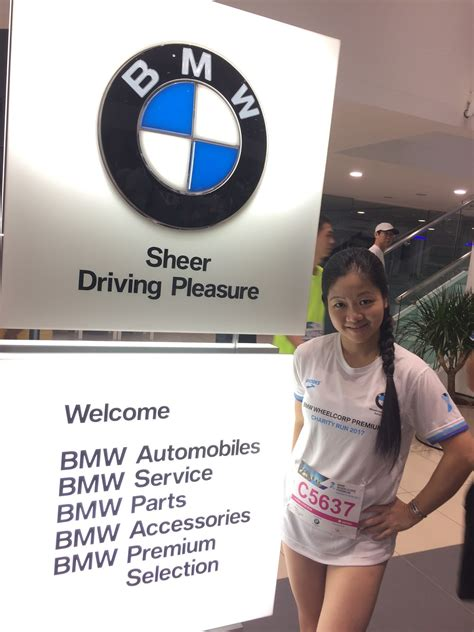 Onattycan Bmw Wheelcorp Premium Charity Run 2017
